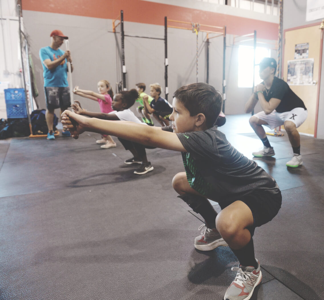 CrossFit Thunderhawk Kids and Teens - Rio Rancho's Kids