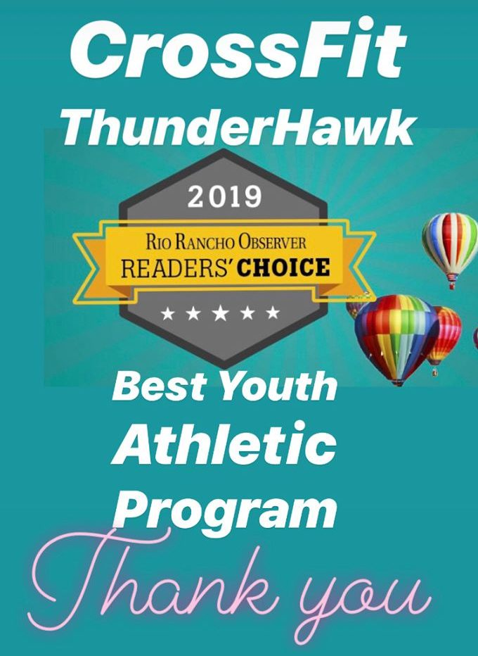 readers choice best youth athletic program